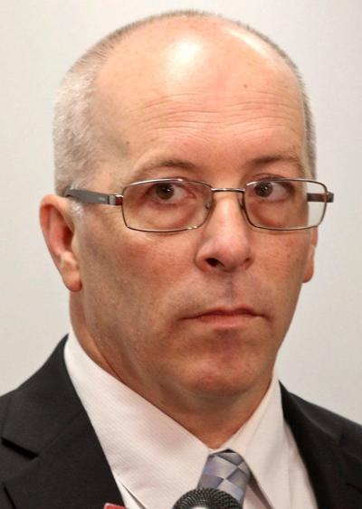 Lackawanna County Prison Warden Tim Betti