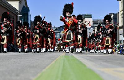 Street closures planned for St. Patrick's Parade