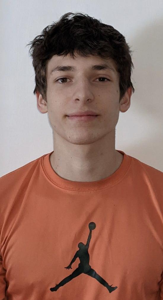 Caleb Vigil, boys basketball