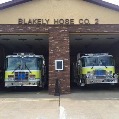 Fire quickly extinguished at Blakely business