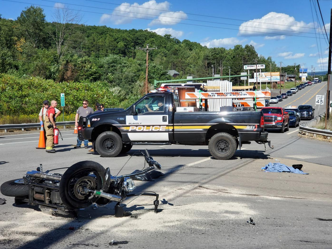 Name of victim of fatal motorcycle crash released