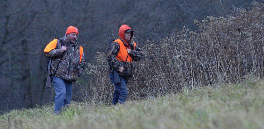 Hunters hit the woods for start of rifle deer season