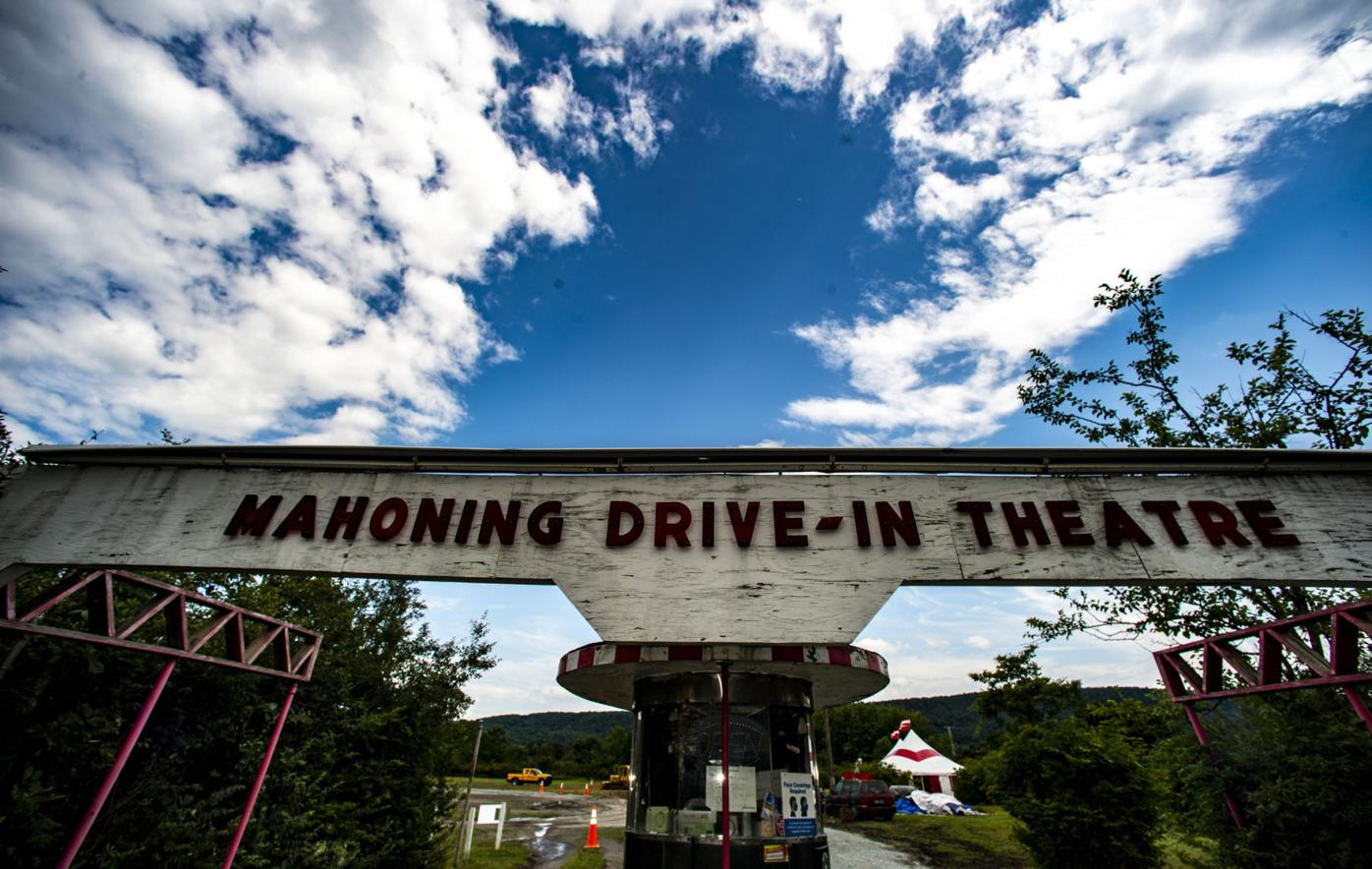 The Mahoning Drive-In