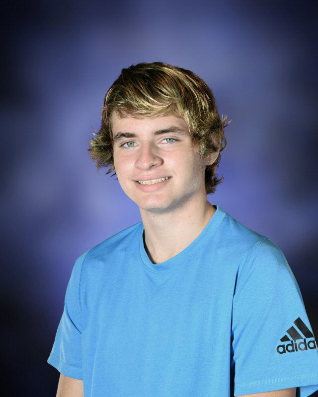Kevin Noldy, boys swimming