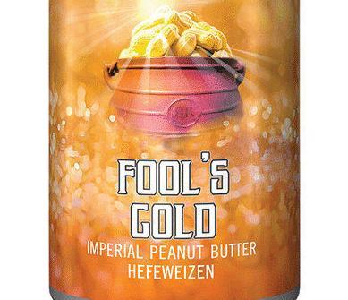 Rusty Rail Brewing Co.'s Chocolate Fool's Gold