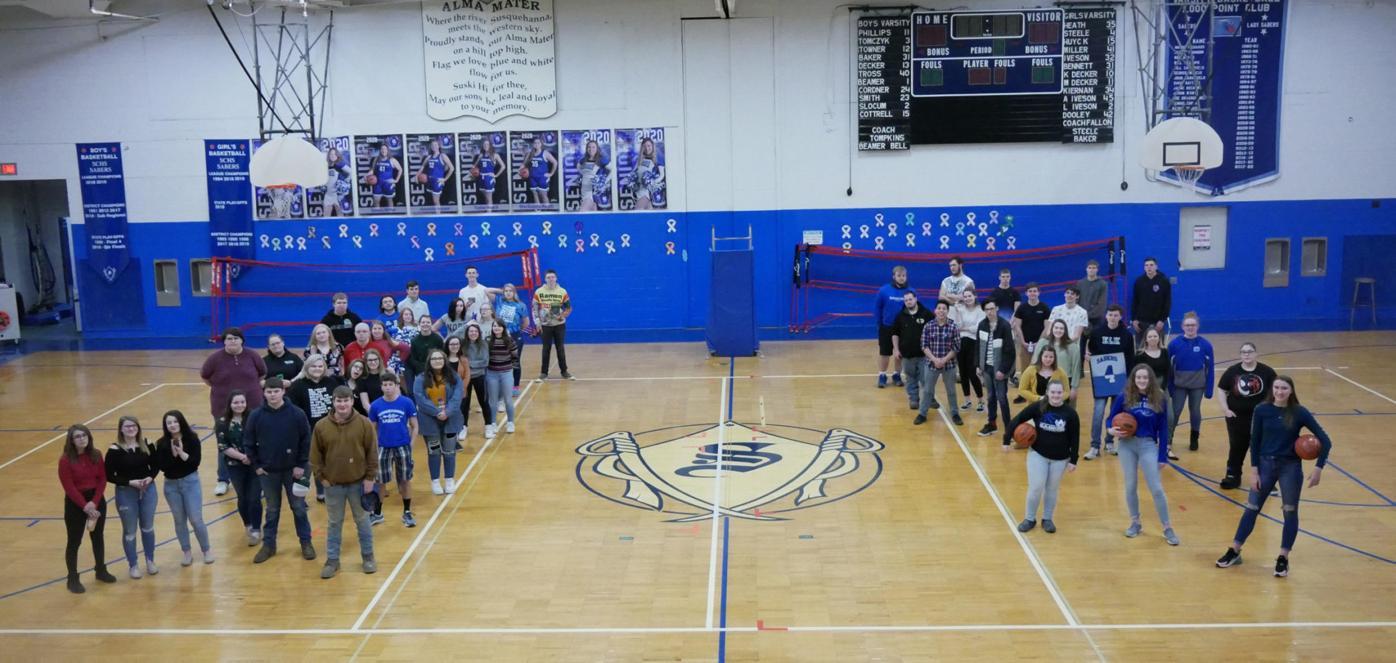 Susquehanna Class of 2020. PHOTO COURTESY OF SUSQUEHANNA AREA SCHOOL DISTRICT