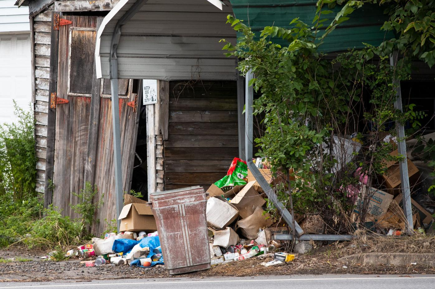 Tanis misses deadline to clean rotting food out of carport, court finds