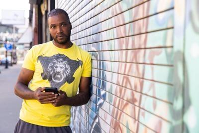 "Musa Harris, the ""Luzerne County Predator Catcher"""