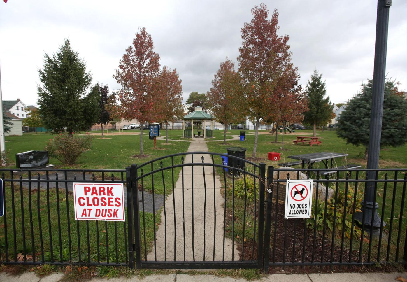 Then & Now: Connors Park