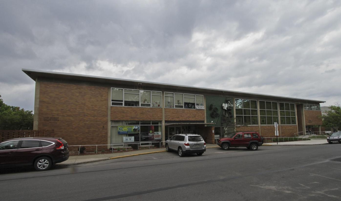 JCC dedicates aquatics center in honor of late Robert H. Spitz