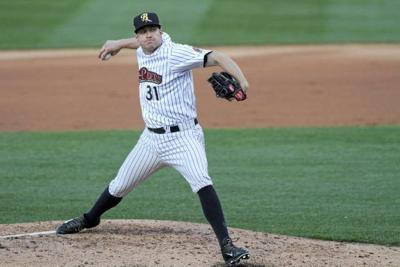 Whitley overpowers Indy, leads RailRiders to another win