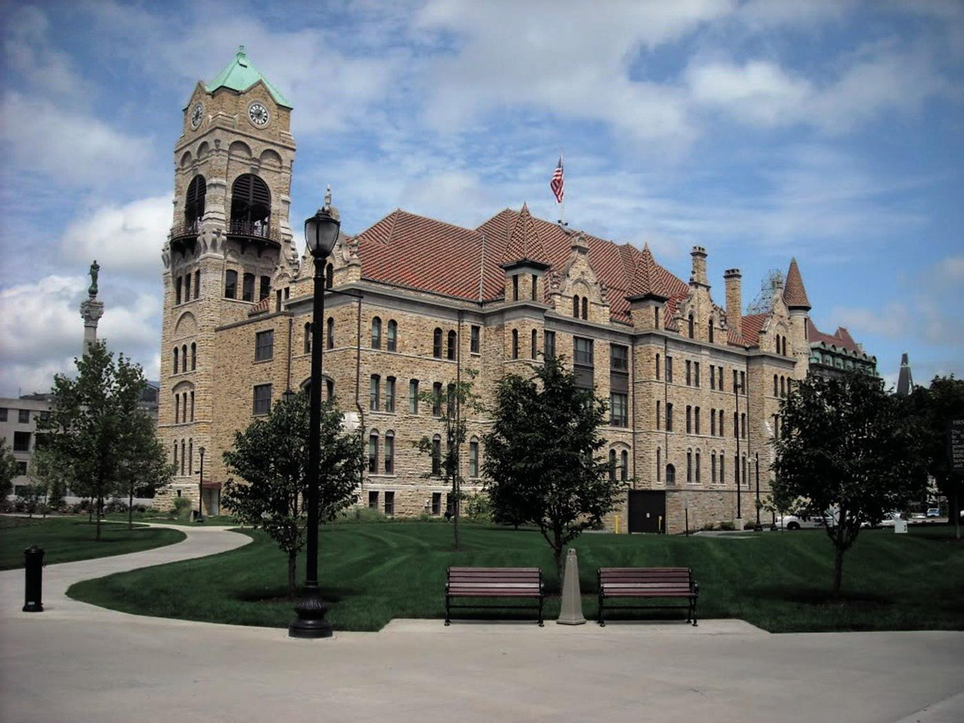 Scranton tax cases get hearings in separate courts