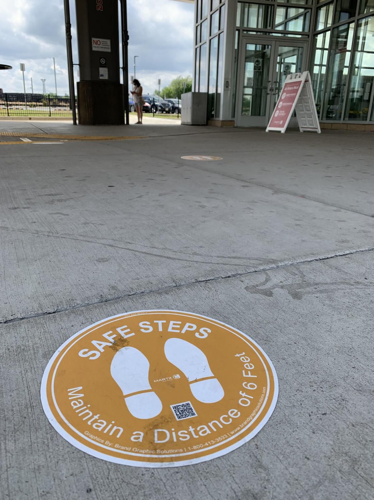 COLTS to reopen transit center, expand bus routes in green phase