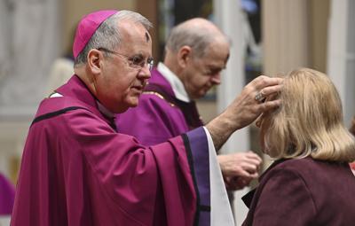 Ash Wednesday traditions will change for coronavirus pandemic