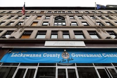 In last-minute decision, Lackawanna County offers virtual bidding option