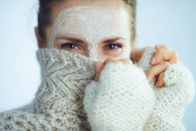 Keep face healthy in winter months with rich creams