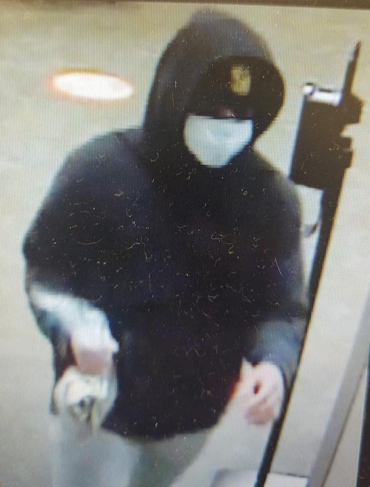 Police seek man that robbed PNC Bank at Viewmont Mall