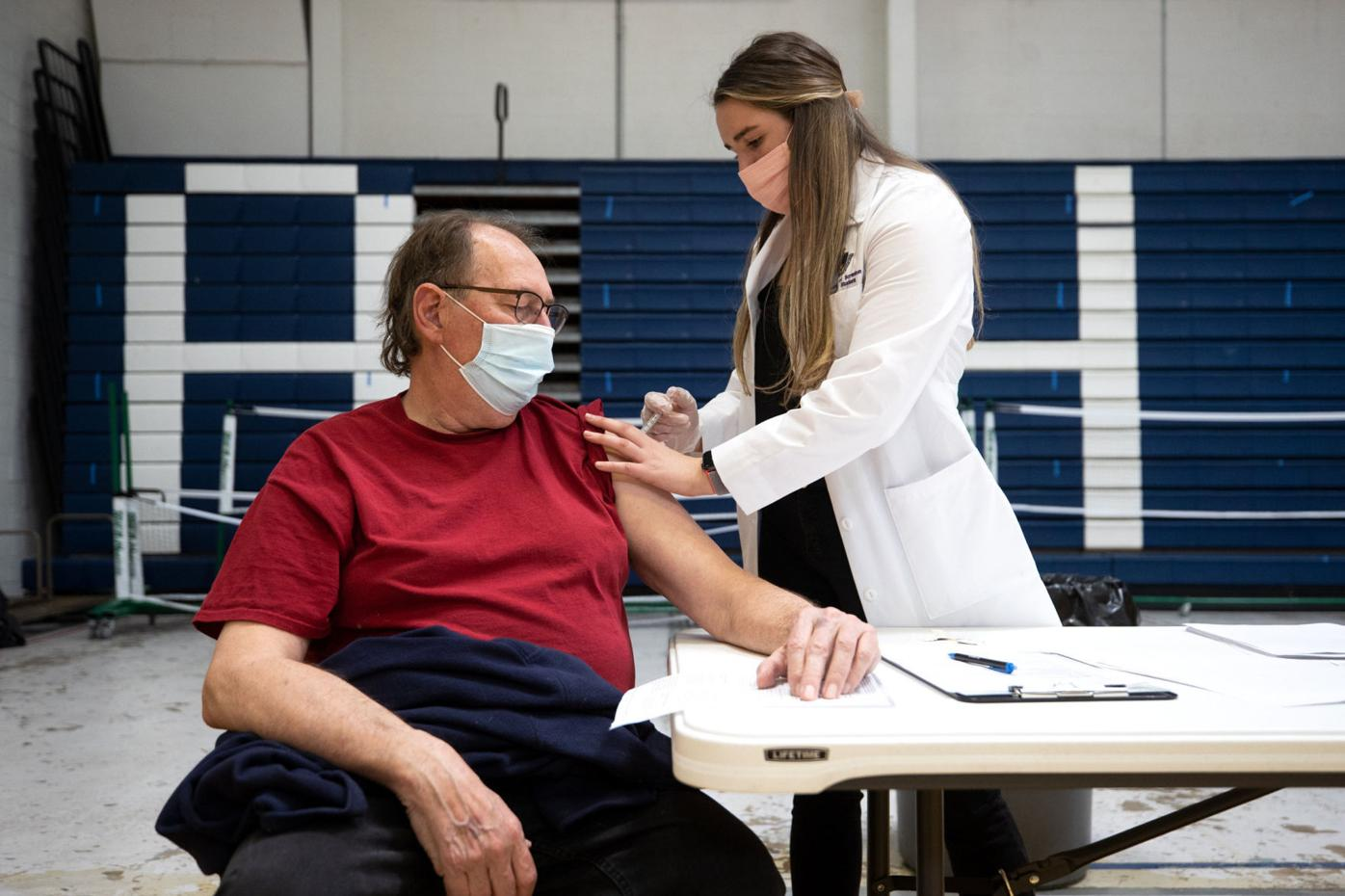 Some NEPA counties lag getting COVID-19 vaccinations to seniors