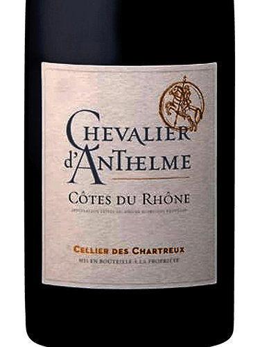 Chevalier d' Anthelme 2018 Côtes du Rhône