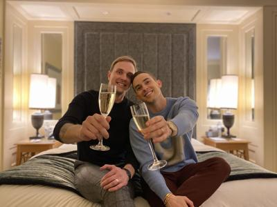 Olympic figure skater, Clarks Summit native Adam Rippon announces engagement