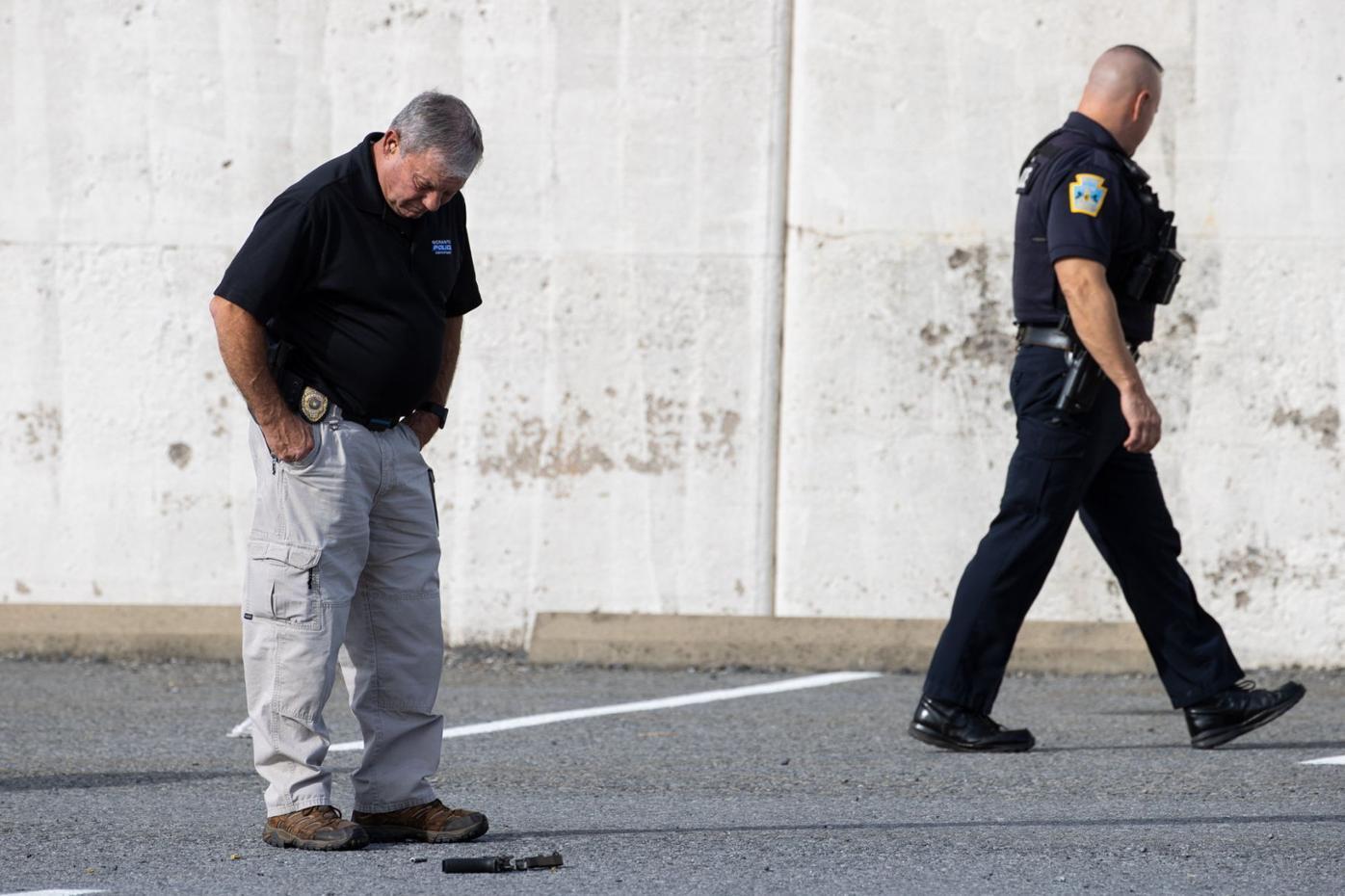 Scranton Police gun investigation