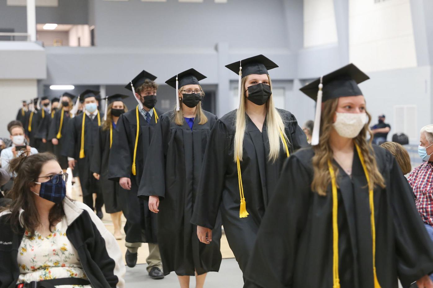 Clarks Summit University holds graduation ceremonies