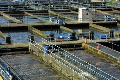 Sewage treatment plant in Scranton replacing odor control system