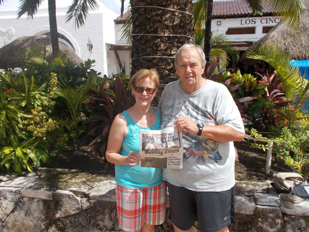 Devoted Times Travelers visit Cuba, Mexico and Iceland