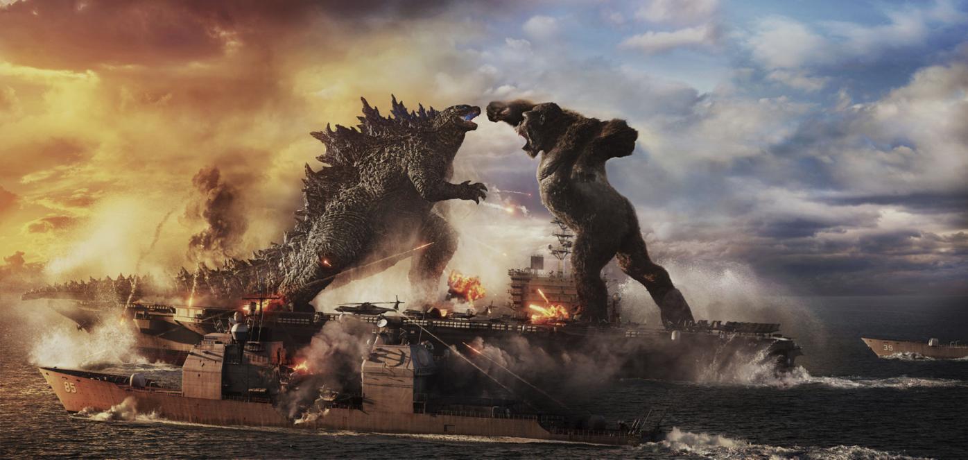 Film - Godzilla vs Kong