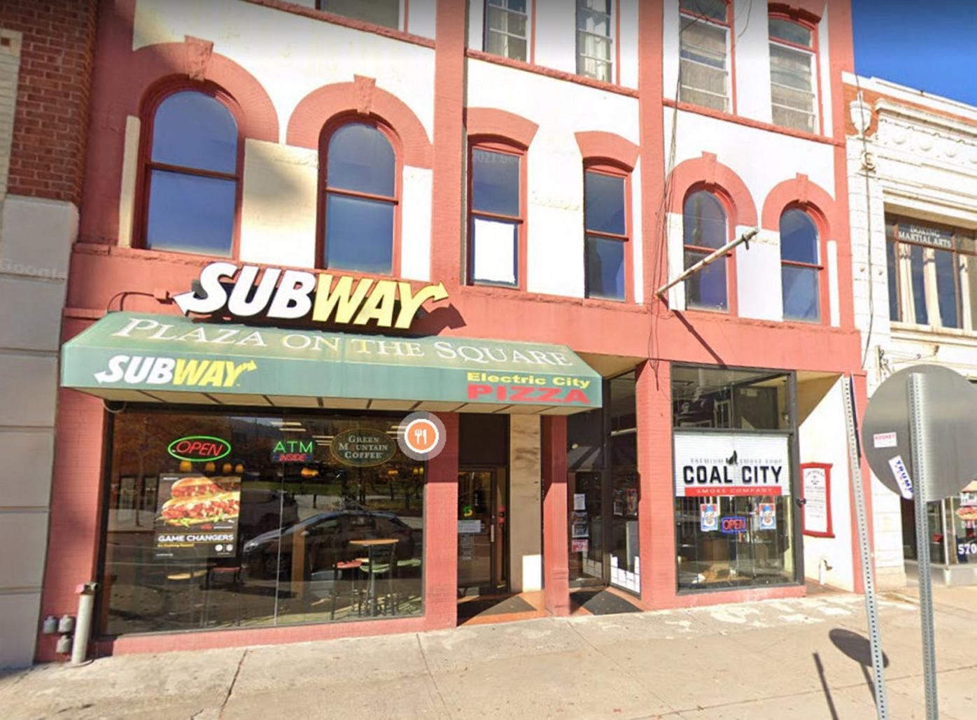 Subway_Coal_City