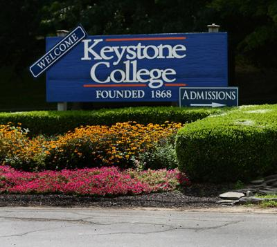 Keystone College reports first three COVID-19 cases, 43 students in quarantine