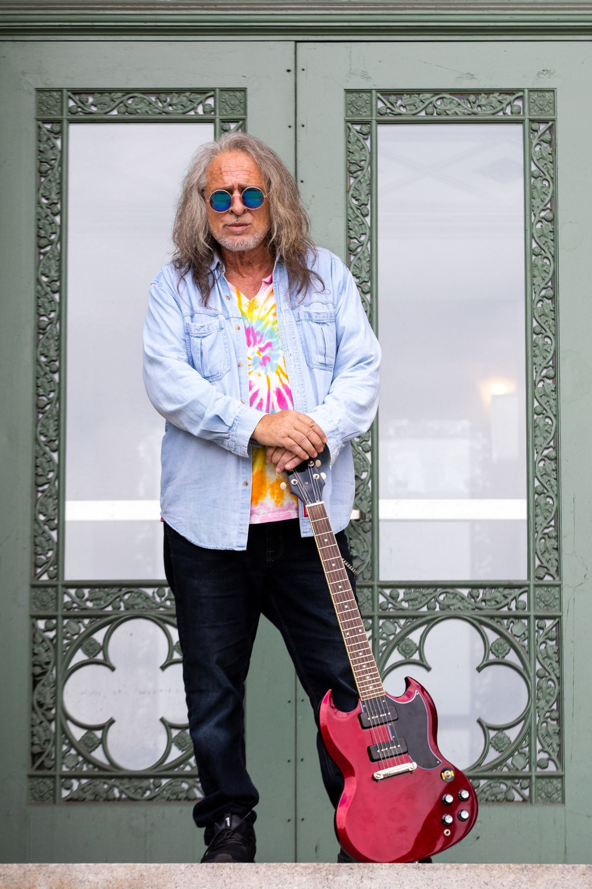 Rock Royalty Tribute Band's Peter St. James