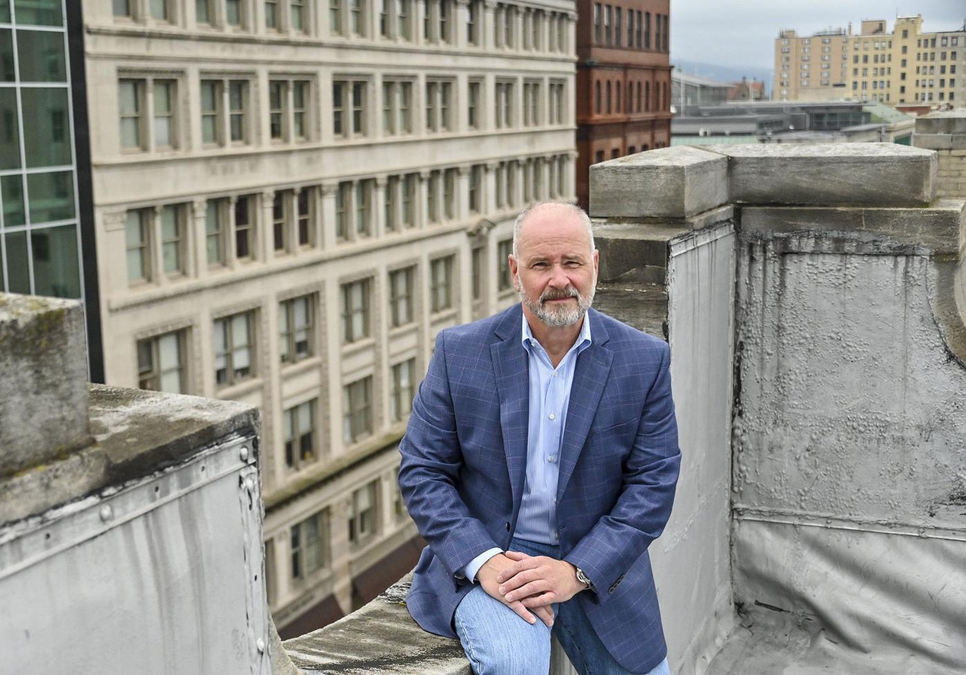 Developer Charles Jefferson possesses eye for opportunity
