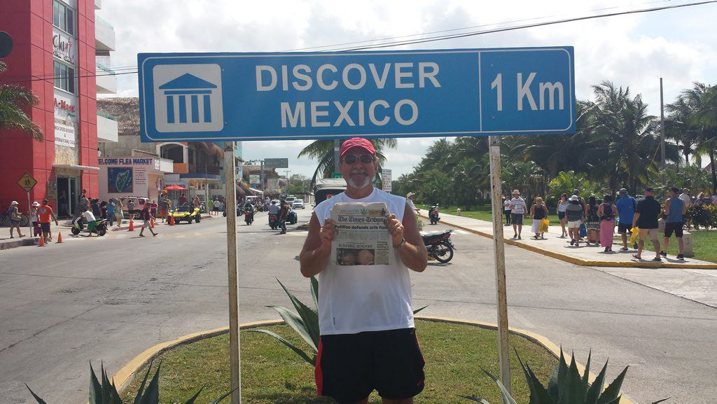 Devoted Times Travelers visit Mexico, Bermuda and Canada