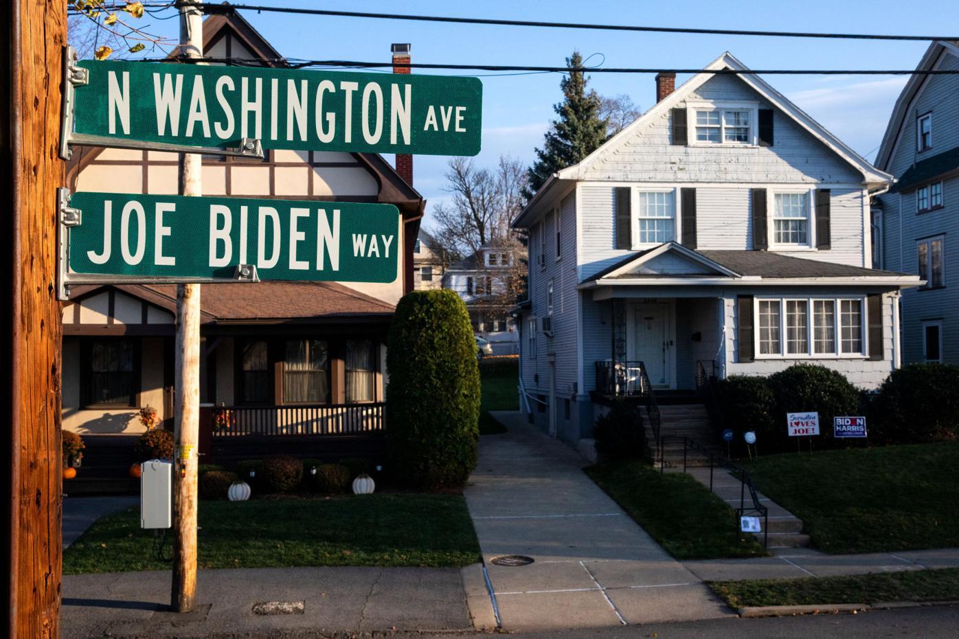 Joe Biden Way