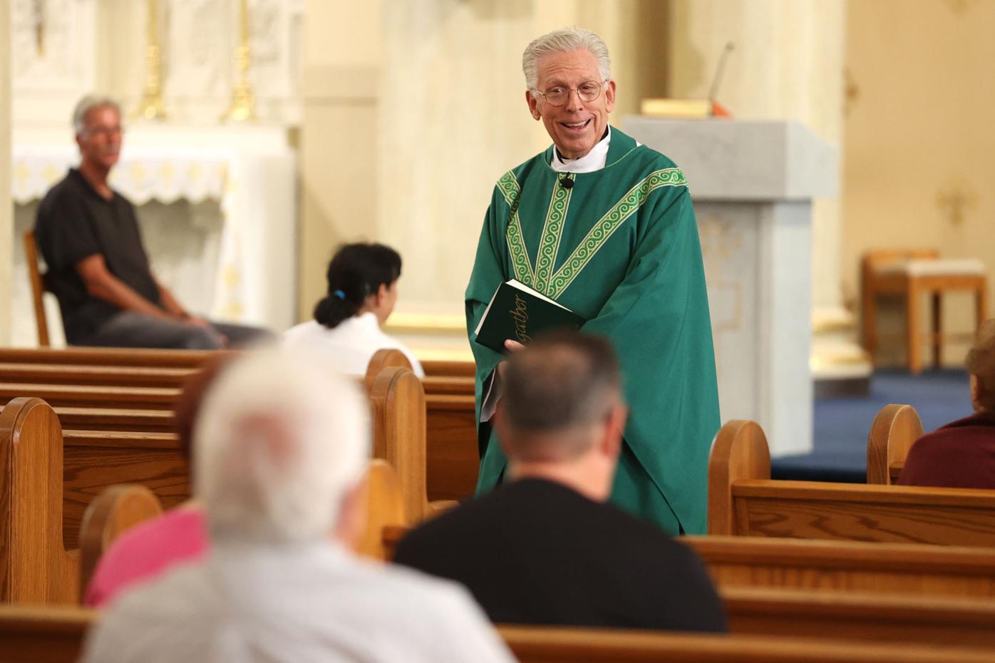 Monsignor Joseph G. Quinn