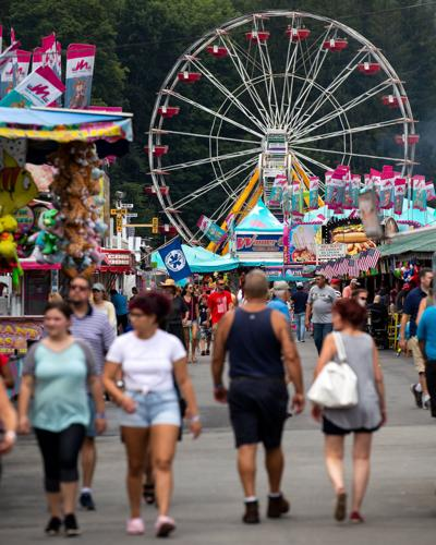Wayne County Fair's directors say they're moving ahead with planning this year's event