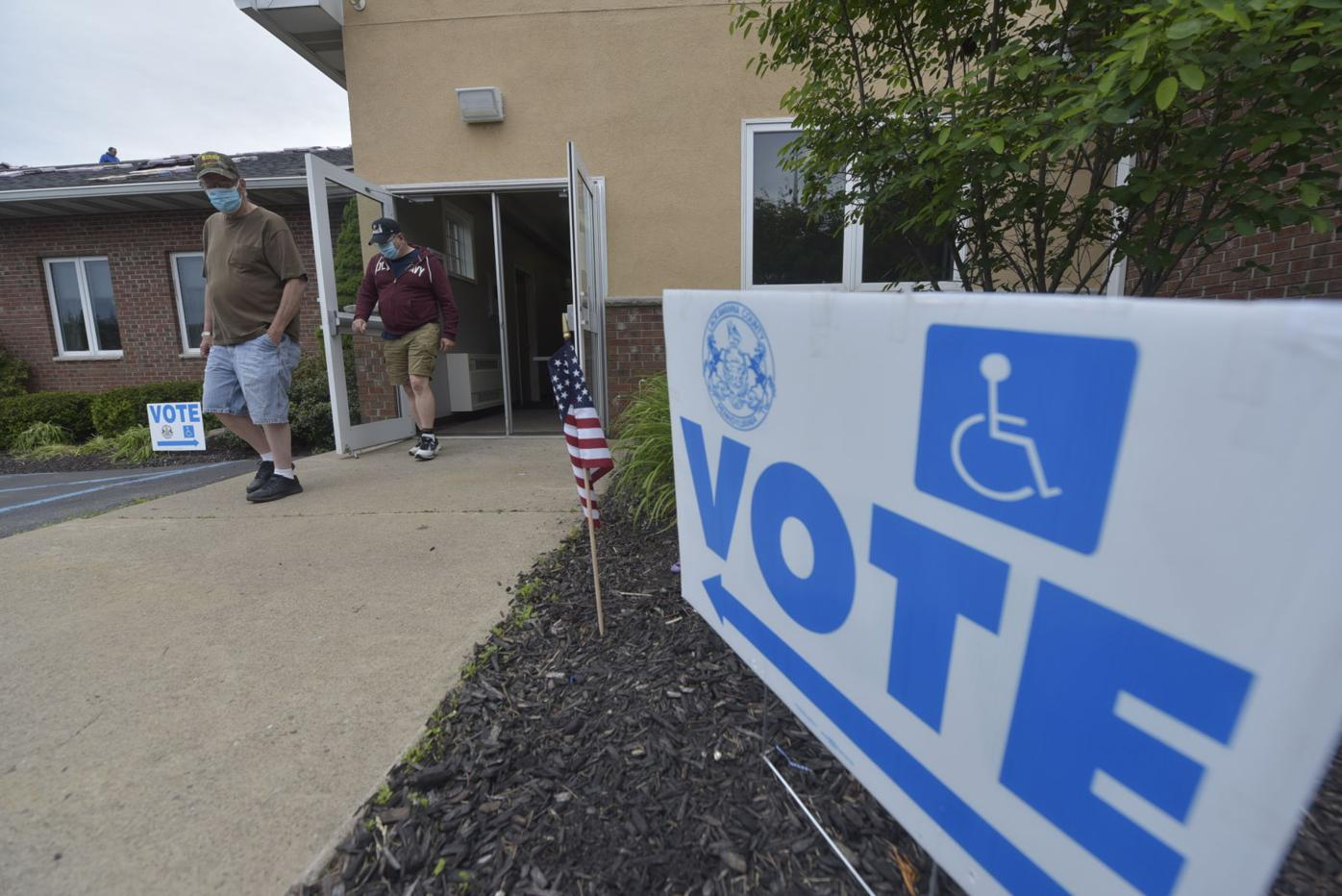 Polls are open, but turnout uncertain as voters cast primary ballots amid virus