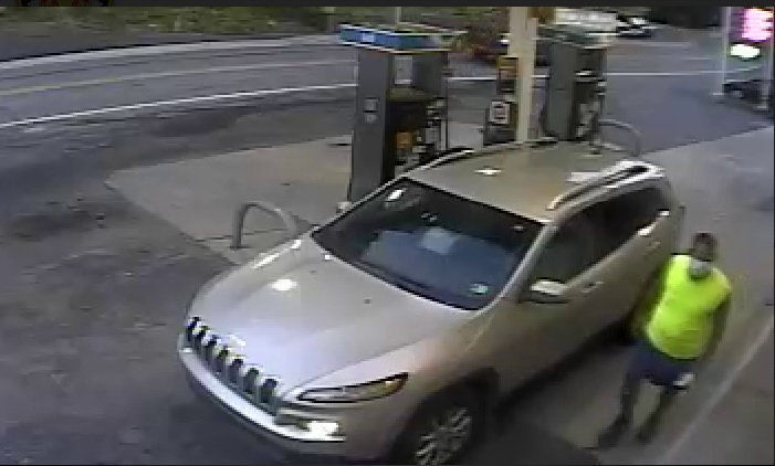 Man who tried to rob Susquehanna County gas station is sought