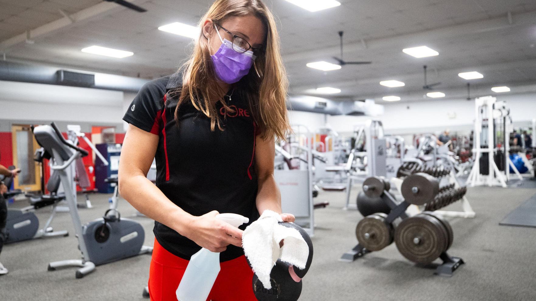 Local Gyms Seek To Strike Balance In Age Of Covid 19 Coronavirus Thetimes Tribune Com