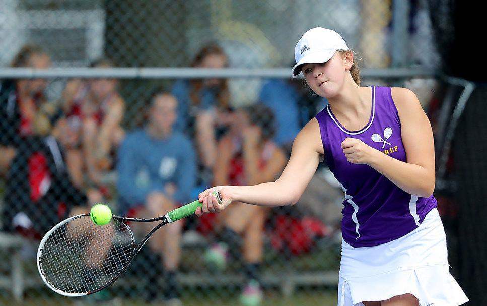 Scranton Prep tennis players making a difference in community