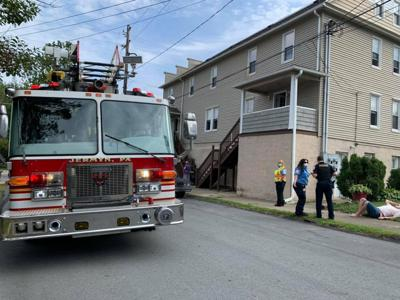 Fire in Carbondale Twp. quickly extinguished