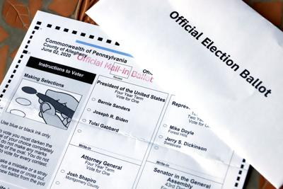 Election 2020 Pennsylvania Mail In Voting