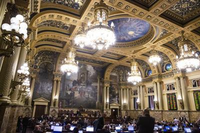 Legislature Spending