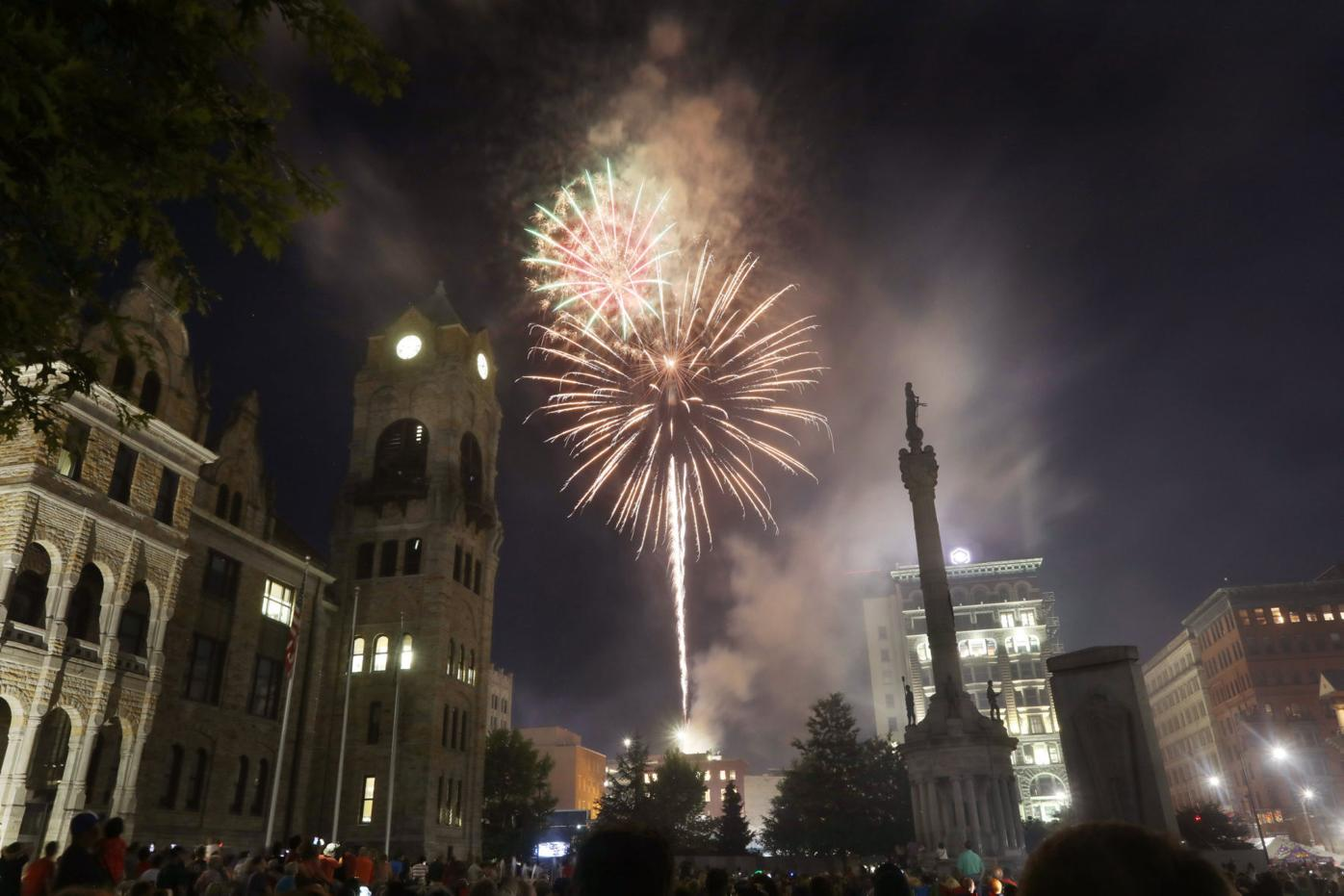 Area groups hoping for booming fireworks events