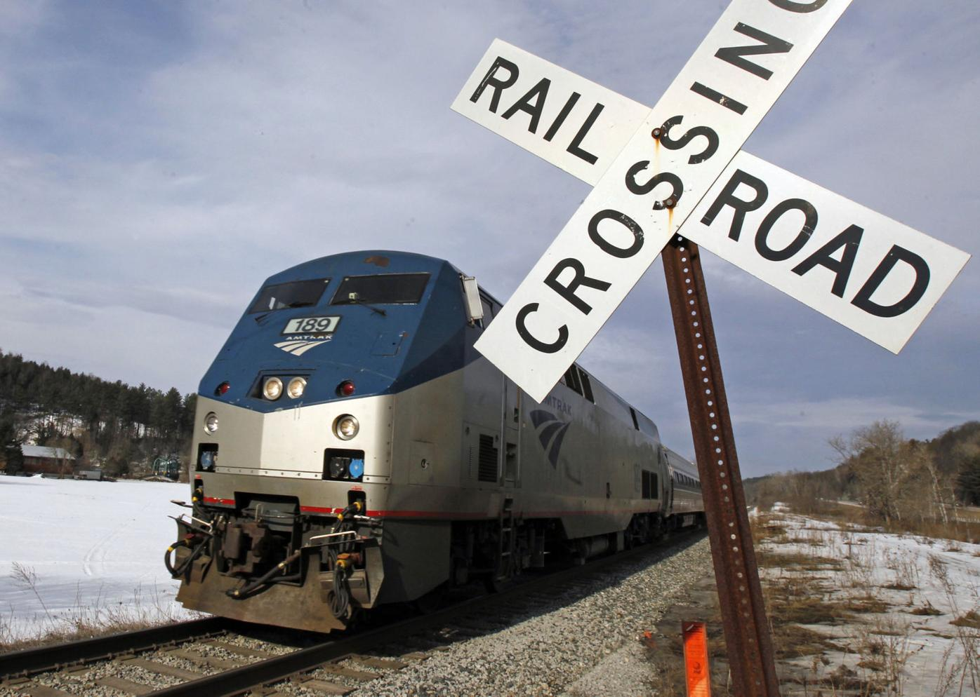 Amtrak Expansion Vermont