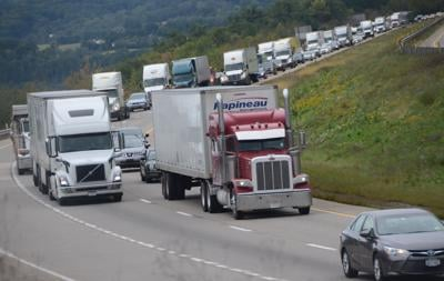 Interstate 81 lane closure could cause delays tonight