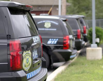 Wilkes-Barre man arrested for drunken break-in at his girlfriend;s Dickson City home