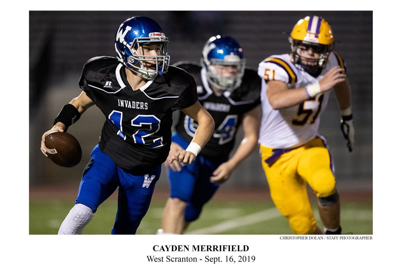 Cayden Merrifield