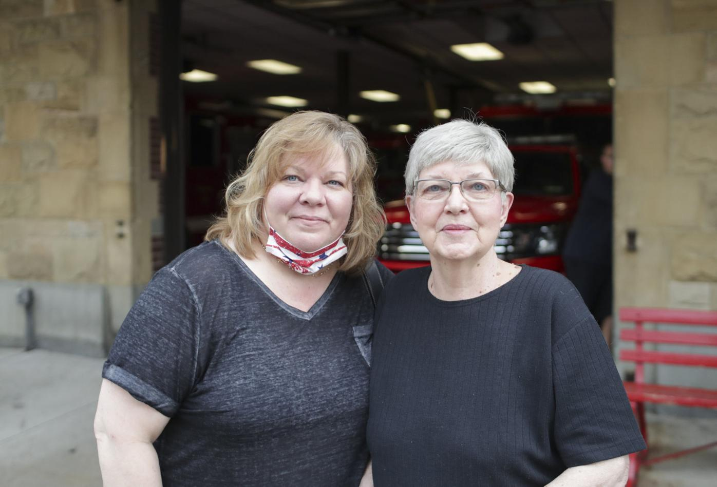 """Out&About at """"Scranton Firefighters: A Photography Exhibit by Times-Tribune Staff Photographer Christopher Dolan"""""""